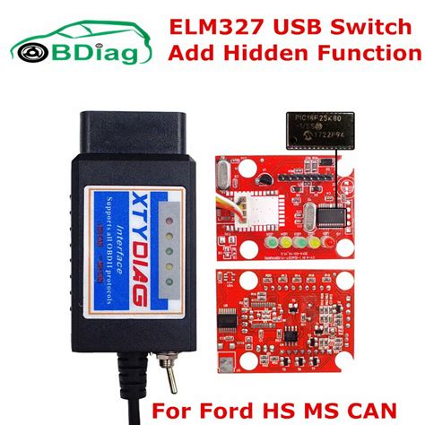 Can You Add A Usb To A Car Stereo - add new cars elm327 usb with switch for hs ms can usb