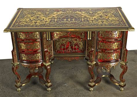 bureau mazarin at martyn cook antiques the of boulle