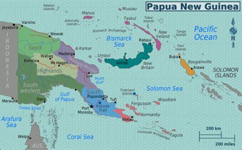 papua  guinea wikitravel