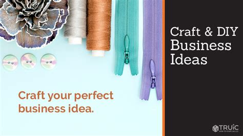 These 50 home business ideas cover small to big ideas that can help you with your kickstart your journey. DIY Craft Business Ideas - Craft Business Ideas for the ...