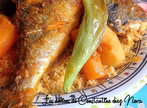 cuisine tunisienne poisson recette couscous tunisien recettes faciles recettes