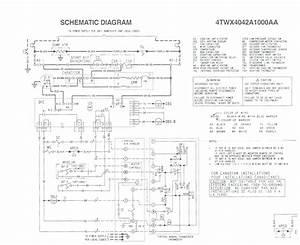 Trane Xr14 Wiring Diagram