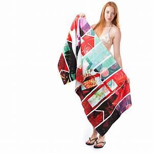 Duschvorhang Bedrucken Lassen : strandtuch mit fotos und text selbst gestalten ~ Whattoseeinmadrid.com Haus und Dekorationen