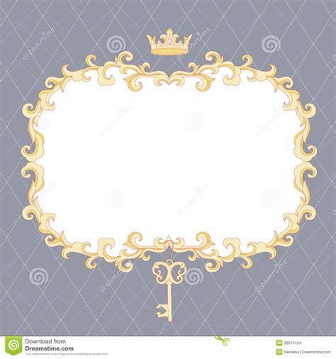 royal frame stock images image