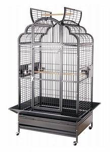 Grande Cage Pour Chien : grande cage pour perroquet gris du gabon amazone ~ Dode.kayakingforconservation.com Idées de Décoration