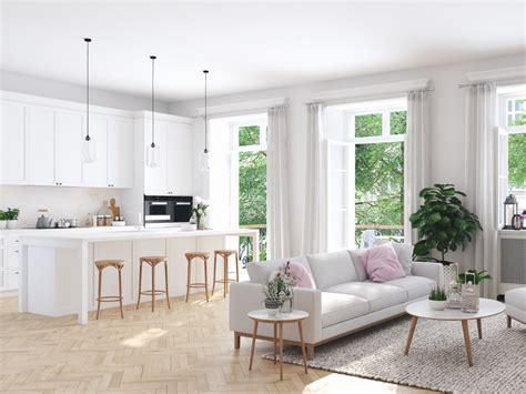 cucine soggiorno come arredare un open space con soggiorno e cucina faber