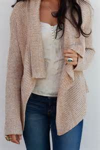 Cute Cardigan Outfits with Jeans