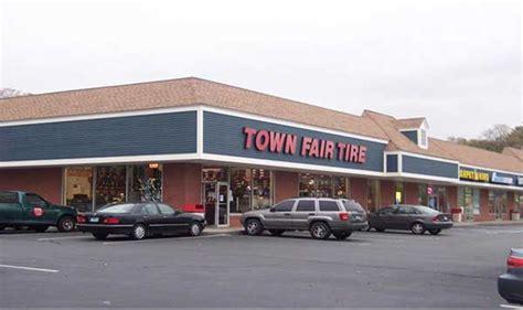 tires  fairfield ct town fair tire store located