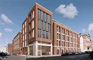 An Architect Is Designing An Atrium For A Hotel 10 Molesworth Street