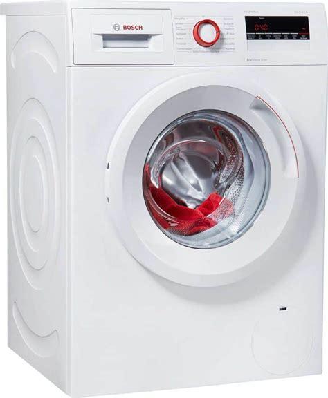 bosch wanv waschmaschine im test