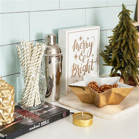 Kitchen Christmas Decorating Ideas That Will Cheer Up The