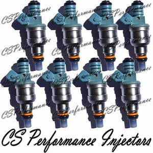 Bosch Fuel Injector Set For 1989