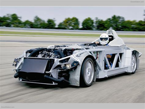 Bmw H2r Hydrogen Racecar Exotic Car Image #04 Of 42