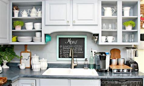 Backsplash Ideas On A Budget : 8 Diy Backsplash Ideas To Refresh Your Kitchen On A Budget