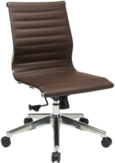 office contemporary armless office chair 73638 free