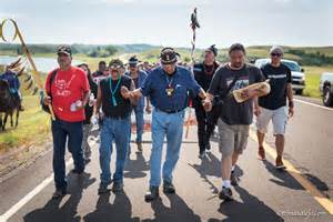 Pipeline North Dakota Standing Rock