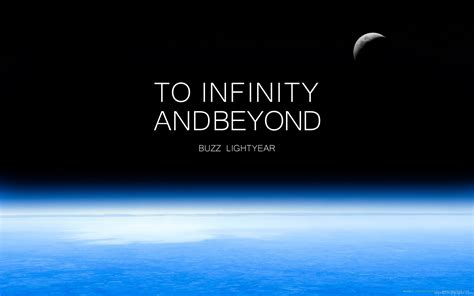 To Infinity And Beyond Quotes