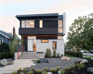 Fresh Modern Brick Houses by A New Brick And Cedar Clad Home Arrives In Vancouver