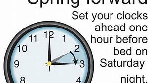 What Time Does Daylight Saving Time Start