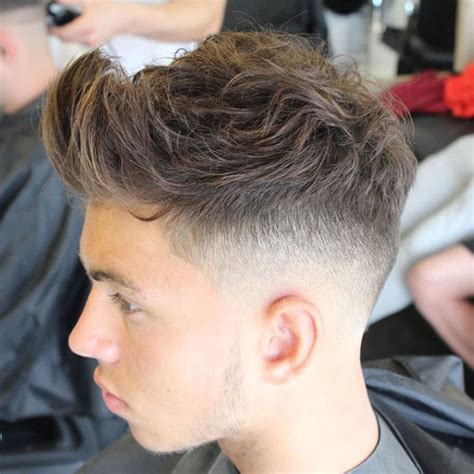fade haircuts cool types  fades  men  guide