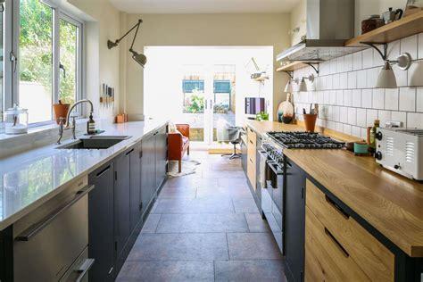 Kitchen Design Ideas Long Narrow