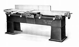 Oliver 166 Wood Planer  U0026 Jointer Operator And Parts Manual