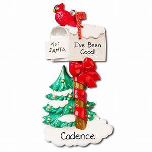 sale personalized letter to santa in mailbox christmas With letters to santa mailbox for sale