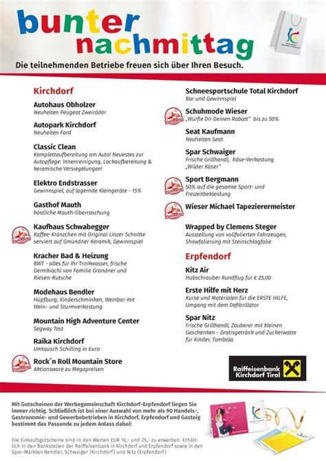 Hygienische Trinkwasserbereitung In Mehrfamilienhaeusern by Aktuellles Werbegemeinschaft Kirchdorf Erpfendorf