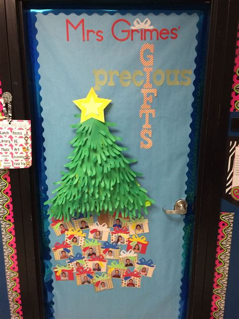 christmas decoration for 2nd grade door for 2nd grade classroom classroom ideas classroom trees and
