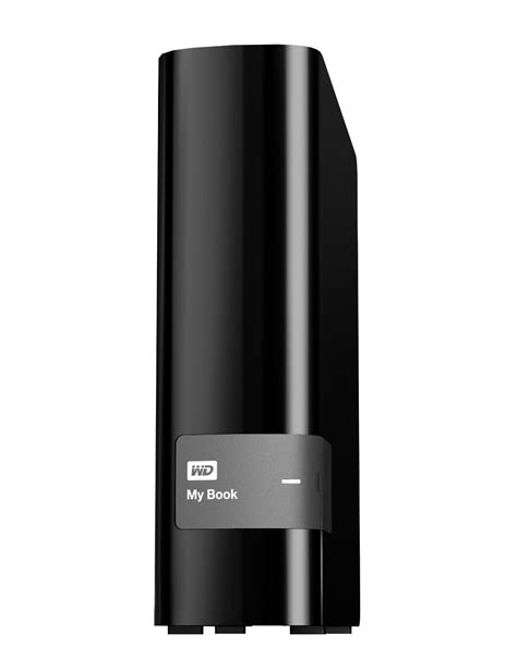 Western Digital 4TB My Book USB 3.0 Local and Cloud Back