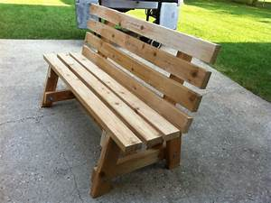Download Free Wooden Garden Bench Plans Plans Free