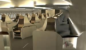Seats Inside Passenger Airplanes