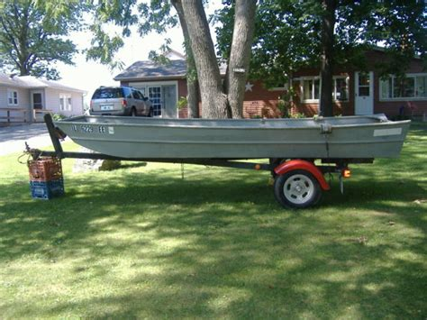 Local Jon Boats For Sale by Appleby 14 Foot Flat Bottom Jon Boat With Highlander Boat