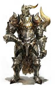 Female Warrior Heavy Armor
