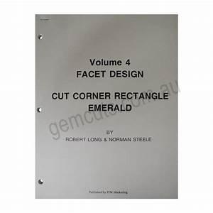 Facet Design Volume 4 - Cut Corner Rectangle Emerald  M