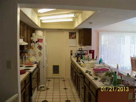 how many can lights are needed for a small kitchen using 6