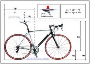 5 calculer sa position databike cyclisme sur route 233 tude posturale v 233 lo gratuite calcul