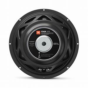 """JBL Stage 1010 Subwoofer 