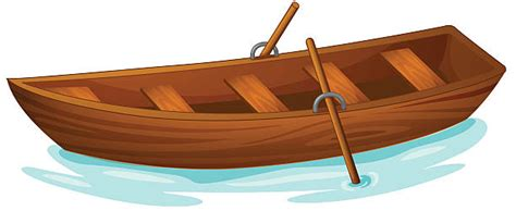 Canoe Boat Clipart by Fishing Boat Clipart Wooden Canoe Pencil And In Color