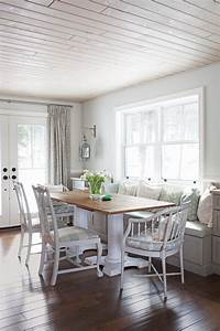 furniture diy banquette seat expedit kallax ikea hack With dining room bench seating ideas