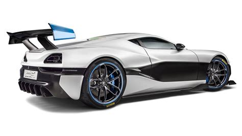 Rimac Concept One, Get The Facts, Figures And The Lowdown