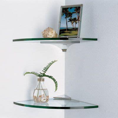 Living Room Glass Corner Shelves by Best 25 Glass Corner Shelves Ideas On Corner