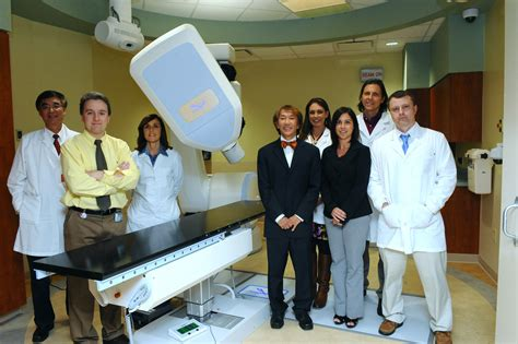 Graham Brown Cancer Center by Louisville Cyberknife Marks One Year At Graham Brown