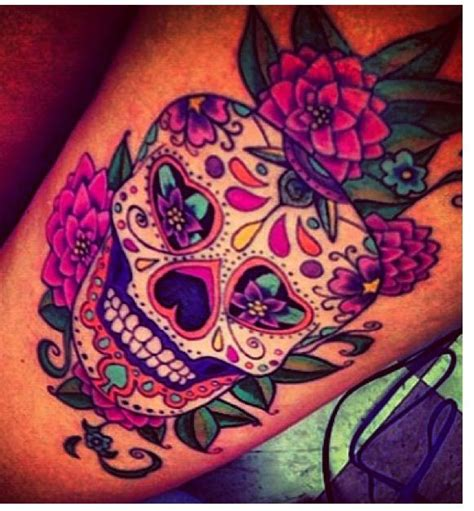 Skull Candy  Tattoo Wants Pinterest