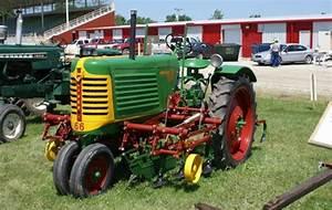 Oliver Tractor Fleetline 66  77  88 Diesel 12 Volt