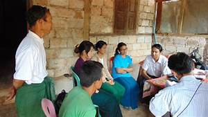 Evidence and action for malaria elimination in Myanmar ...