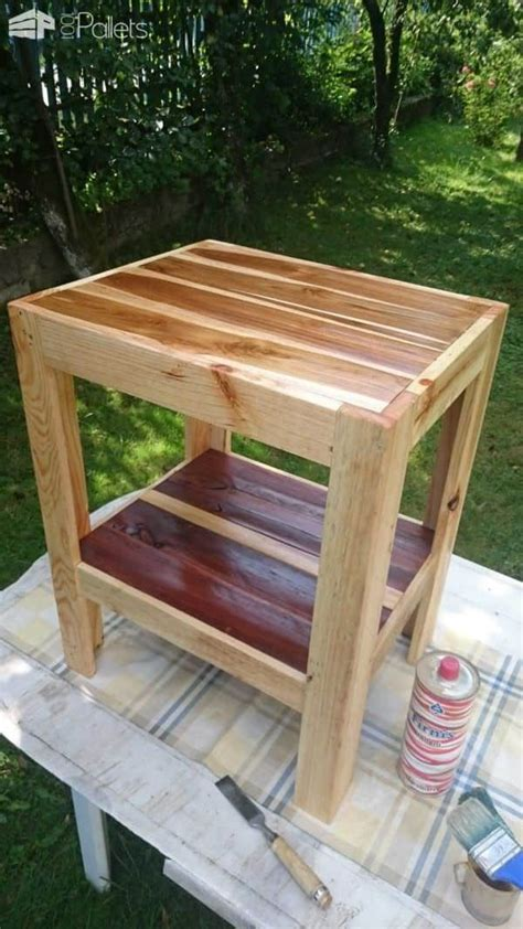 Small Garden Coffee Table ? 1001 Pallets