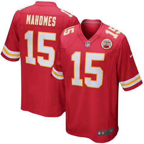 color run kc youth nike mahomes kansas city chiefs jersey