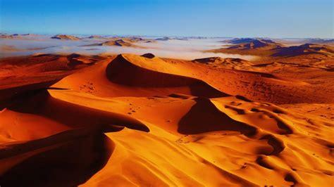 Stunning Desert Landscape Hd Wallpaper