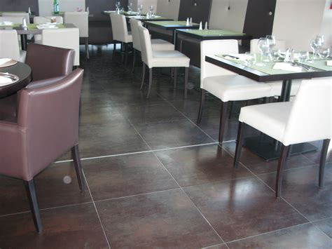 carrelage cuisine restaurant carrelage sol aspect metal 60x60 metallica silver ou gold